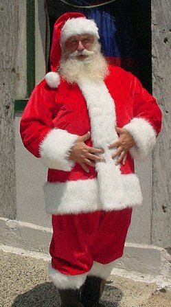 Custom Santa Suit, http://www.costumers.com