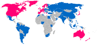 Economic Map of the World: Emerging Markets an...
