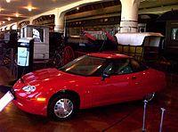 General Motors EV1 electric car
