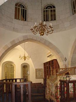Hébron Synagogue Avraham Avinou