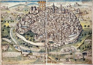 Deutsch: Jeruzalem
