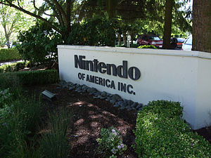 Nintendo of America HQ headquarters