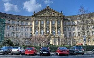 Oberlandesgericht, Cologne, Germany