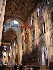 Architecture Of The Medieval Cathedrals Of England Wikipedia
