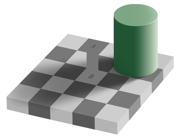Same color illusion proof
