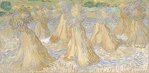 Sheaves of Wheat, 1890, Dallas Museum of Art, ...