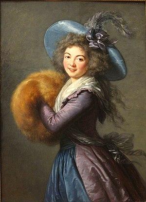 Élisabeth-Louise Vigée-Le Brun - Madame Molé-R...
