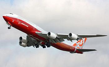 Departing BFI as BOE008 Heavy