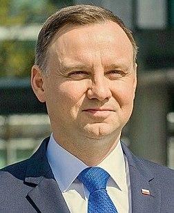 Andrzej Duda portrait