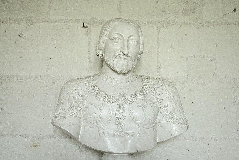 Buste-François-1er