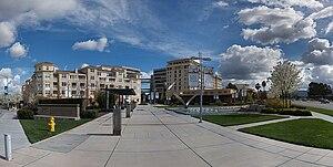 Cali Mill Plaza in Cupertino, California.