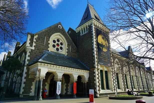 Canterbury Museum, Christchurch - Joy of Museums - External