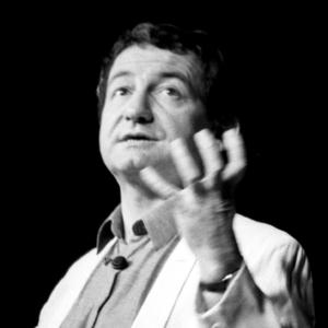 Français : L'humoriste français Pierre Desprog...