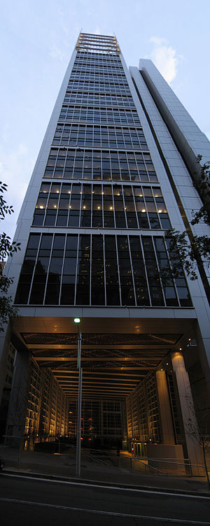 Deutsche Bank building - Sydney