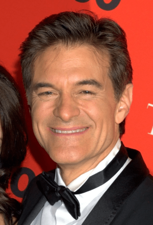 English: Photo of Dr.Oz at the Time 100 Gala.