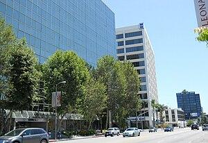 Financial Institutions, Ventura Boulevard, Enc...