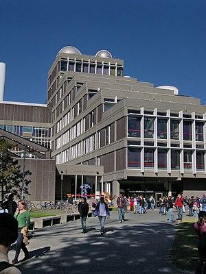 Harvard Science Center, Cambridge, Massachuset...