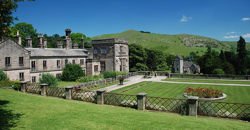 Ilam Hall, Staffordshire
