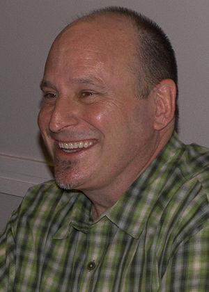 Jon Scieszka at the 2009 Texas Book Festival, ...