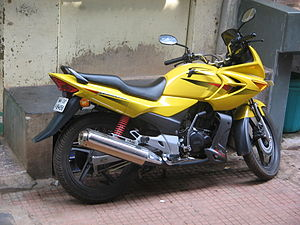 English: Hero Honda Karizma R