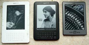 Kindle 2, Kindle 3 & Kindle 4