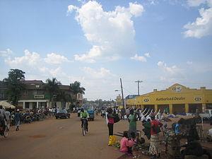 Lira, Uganda.