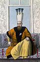 Chân dung Mahmud I bởi John Young