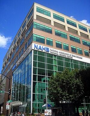 English: The National Housing Center, headquar...