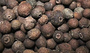 Jamaica pepper or Allspice
