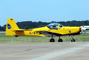 English: Slingsby Firefly T67M-260 of the UK D...