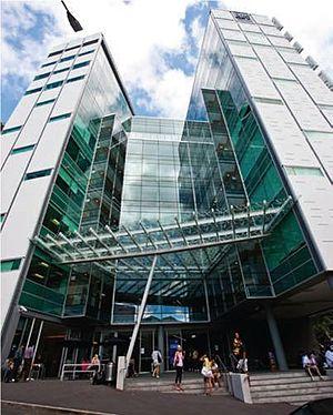 Business Center Building Commerce Trade Kane Minks