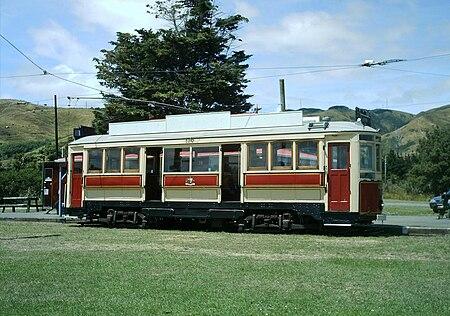 Wellington Tramway System Wikipedia