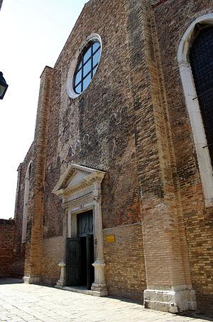 4300 - Murano - S. Pietro Martire - Facciata - Foto Giovanni Dall'Orto, 16-July-2008.jpg