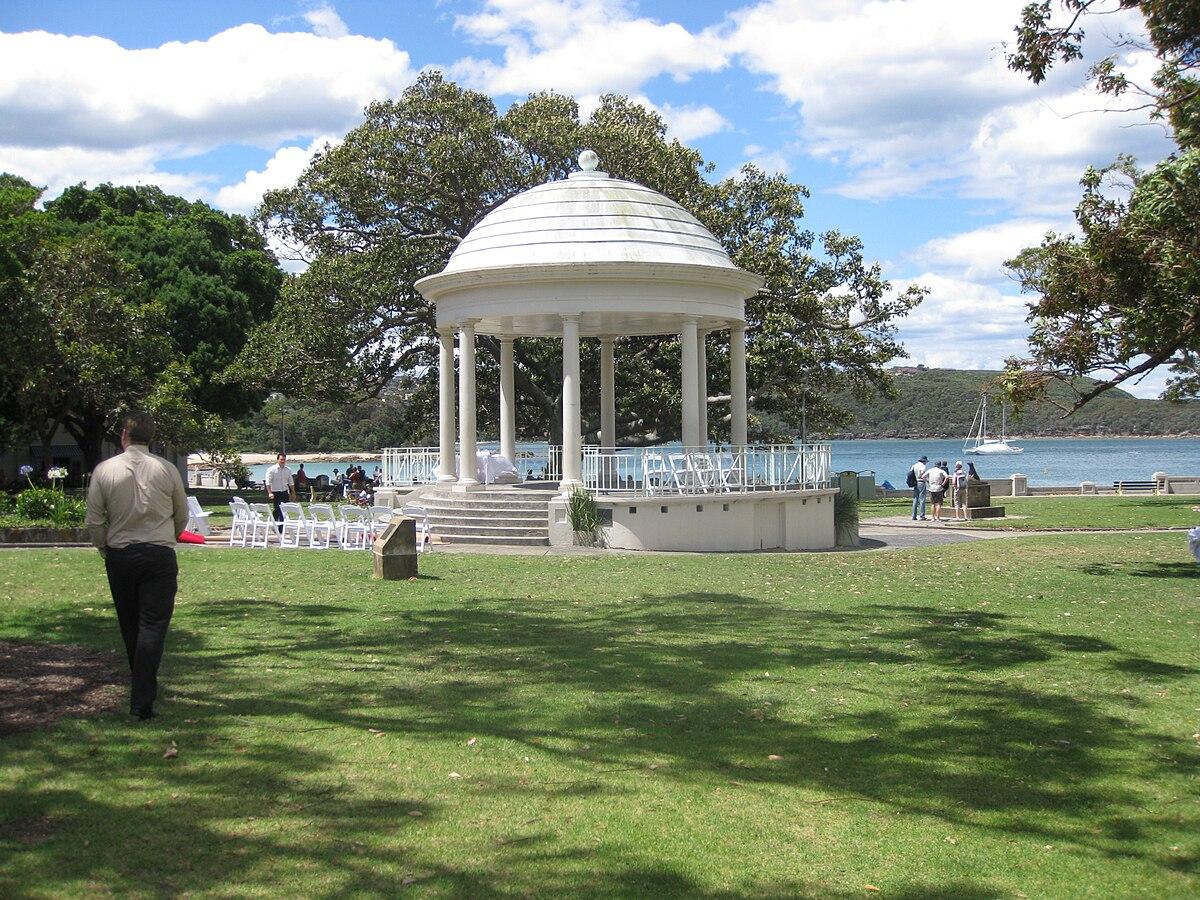 Rotunda At Balmoral Beach Sydney Wikipedia