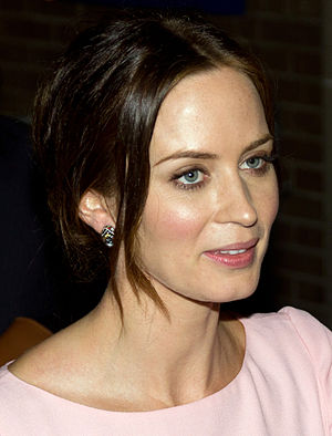 English: Emily Blunt at the Toronto Internatio...