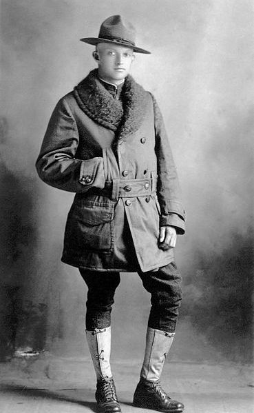 An American Doughboy -- WWI