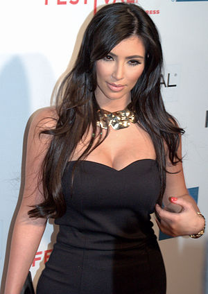 Kim Kardashian at the 2009 Tribeca Film Festiv...