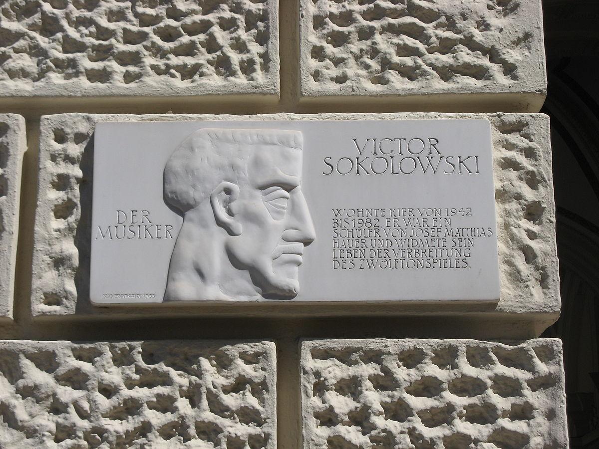 Victor Sokolowski Wikipedia