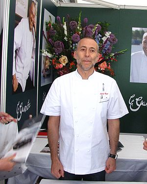 Michel Roux Jr at Taste Of London Festival,Reg...