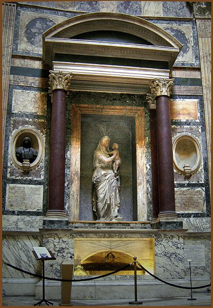 File:Pantheon-raphaels-tomb.jpg