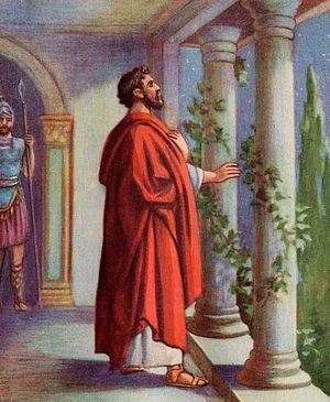 St Paul of Tarsus in Rome