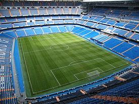 Stadion Santiago Bernabéu