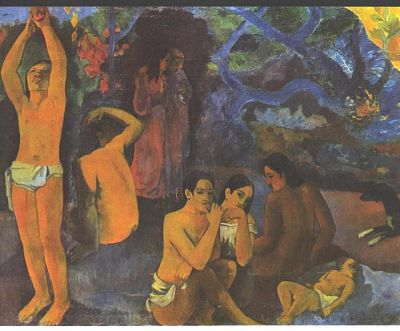 Gauguin - Tahitianer