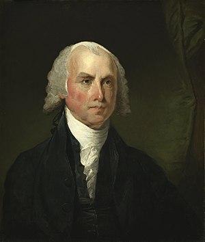 Secretary of State James Madison, who won Marb...