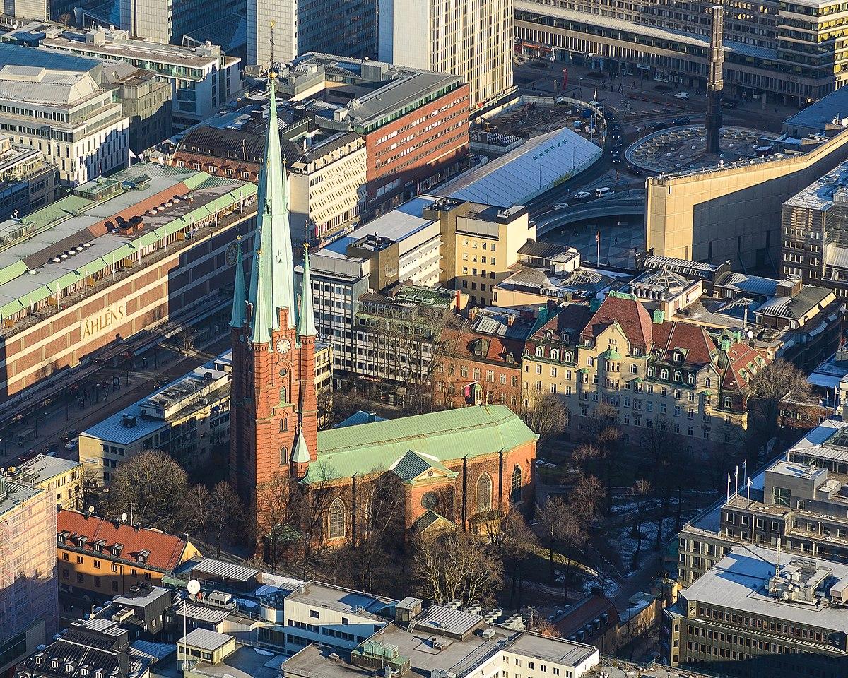 Klara Church Wikipedia