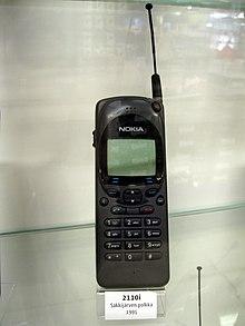 Nokia 2110 Wikip 233 Dia A Enciclop 233 Dia Livre