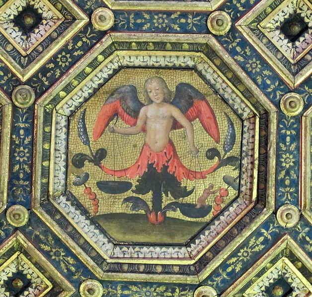 File:Soffito dei semidei 46 angelo che pesa le anime.JPG