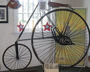 Deutsch: Star Bicycle - Hochrad