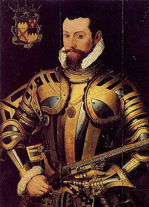Thomas Butler, Earl of Ormonde, by Steven van ...