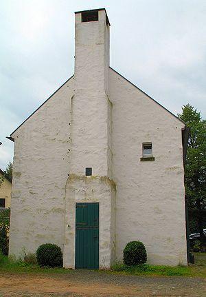 A Medieval Tithe Barn